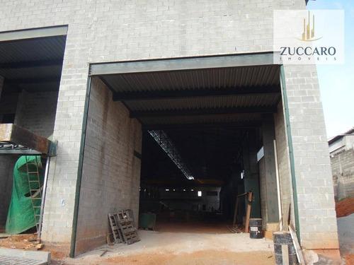Galpão Industrial À Venda, Cidade Aracilia, Guarulhos - Ga0890. - Ga0890