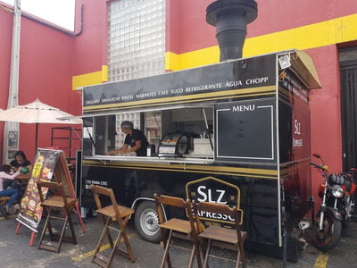 Food Truck - Trailler Completo!