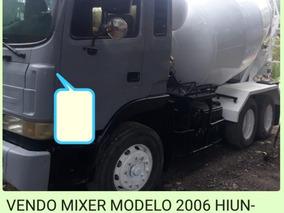 Mixer Doble Troque 2006 Como Nuevo Hoya De (8 Metros) Mixer