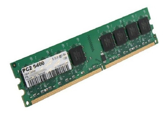 Memoria Ram Ddr2 1gb Ocz Value Series Pc2-5300 667mhz 1.8v
