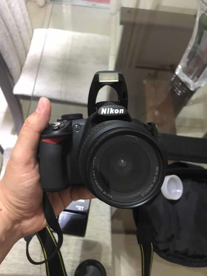 Câmera Nikon D3100