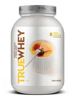 True Whey Isolada E Hidrolisada Gourmet 837g - True Source - Nutrição Limpa E Vida Mais Leve - Promoção True Whey