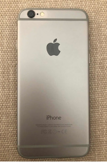 iPhone 6 32 Gb Plata