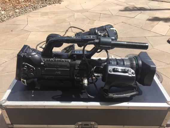 Câmera Jvc Hm700 - Com Defeitos