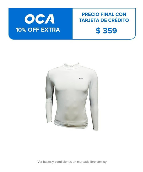 Camiseta Remera Polera Térmica Manga Larga Entrenamiento