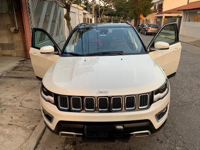 Jeep Compass 4x4 Diesel Limited