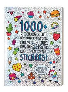Moda Ángeles 1000 Pegatinas Ridicularmente Bonitas