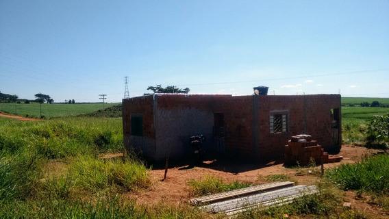 Vendo Duas Casas No Bairro Oásis Em Ponto De Laje Terreno Mi