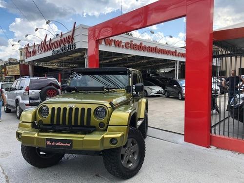 Jeep Wrangler Sport Gasolina At. 2008/08