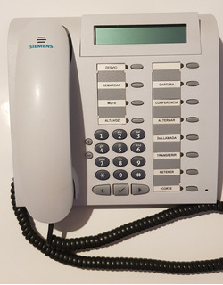 Liquidacion! Siemens Optipoint 500 Standard Telefono Digital