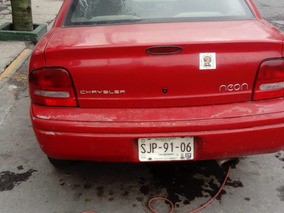 Dodge Neon Se Sedan 5vel 144 Hp Aa Mt