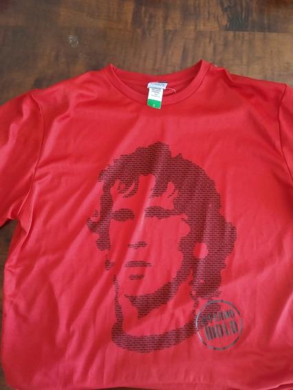Camiseta Flamengo 2004 Braziline Edición Especial Colección