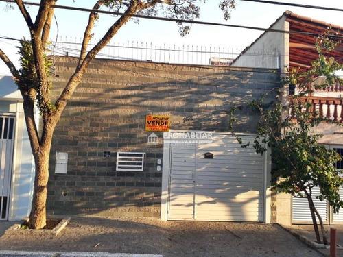 Casa Com 2 Dormitórios À Venda, 160 M² Por R$ 450.000,00 - Jardim Cliper - São Paulo/sp - Ca2533