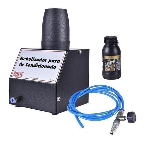Imagem 1 de 7 de Nebulizador Higienizador De Ar-condicionado Ka-013 Kitest