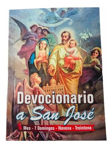 Devocionario A San José Con La Treintena