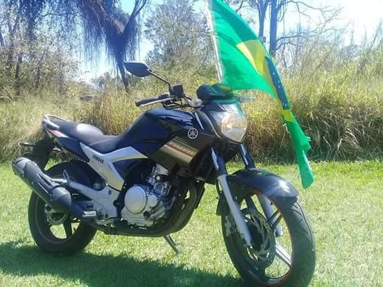 Yamaha Fazer 250 14/15