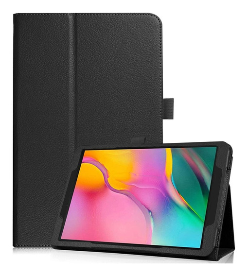 Capa Agenda Tablet Samsung Tab A 10.1 2019 T510 T515 + Vidro