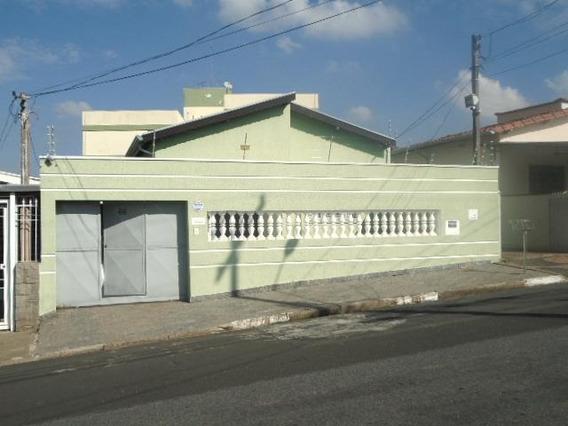 Casa Com 3 Dormitórios À Venda, 230 M² Por R$ 630.000 - Taquaral - Campinas/sp - Ca0409