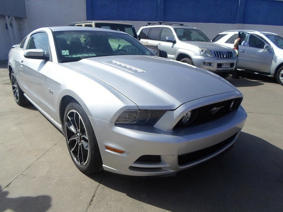 Ford Mustang Gt 5.0 Deluxe Full Equipo Aut Año 2015