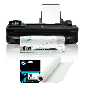 Impresora Hp Plotter Designjet T120 A-1 24 (cq891c) C/rol