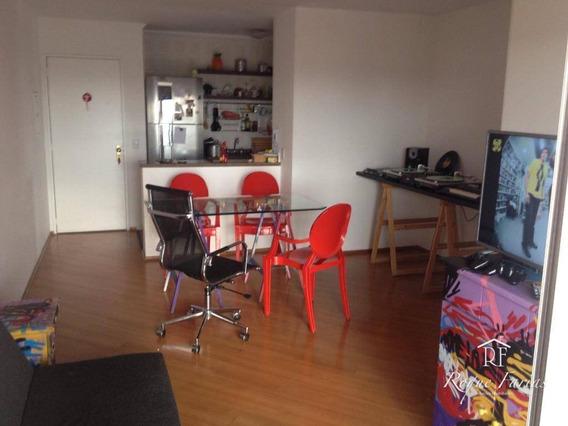 Apartamento Residencial À Venda, Jaguaré, São Paulo. - Ap4082
