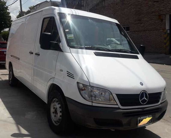 Mercedes-benz Sprinter 2.1 313 Furgon 3550 T/normal