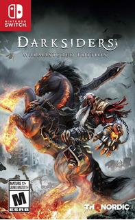 Darksiders Warmastered Edition Fisico Switch Envio Gratis