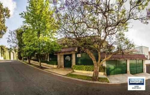 Casa En Venta, Bosque De Las Lomas