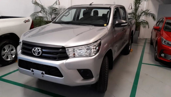 Toyota Hilux 4x2 Cabina Doble Dx 2.4 Tdi 6 M/ T (2020)