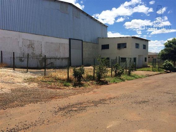 Barracão Comercial Para Locação, Rodovia Sp-332, Paulínia/cosmópolis. - Ba0031