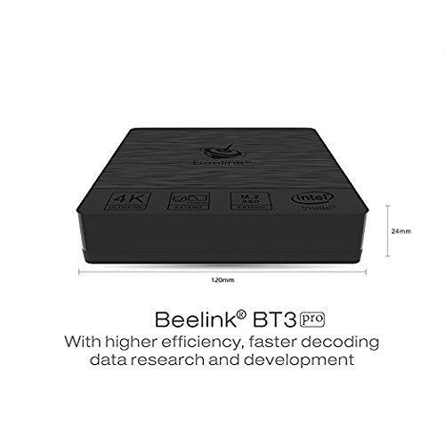 Beelink Bt3 Pro Mini Pc 4gb / 32gb Procesador Intel Atom X5-