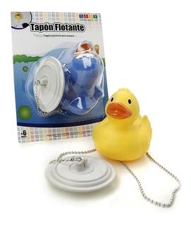 Tapón Flotante Para Bañeras De Patito - Baby Innovation