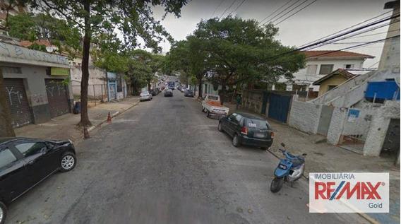 Terreno Comercial Para Locação, Alto Da Lapa, São Paulo. - Te0923
