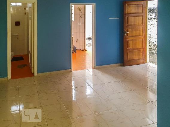 Casa Para Aluguel - Cambuci, 2 Quartos, 80 - 893057576