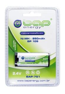 Bateria Para Telefone Sem Fio Bap-105