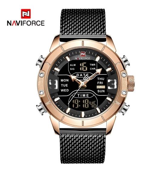 Relógio Naviforce Original - Campeão De Vendas