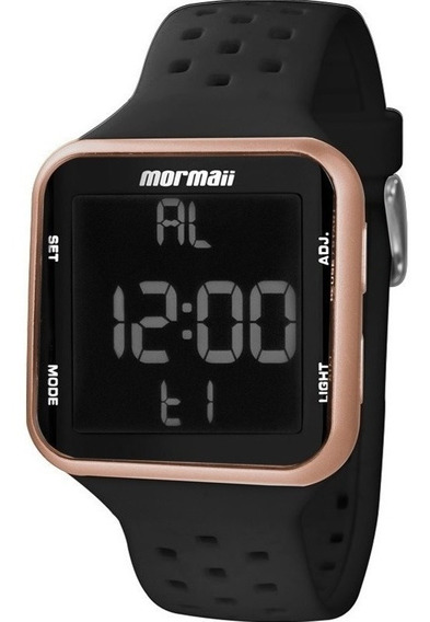 Relógio Mormaii Wave Unissex Mo6600/8j