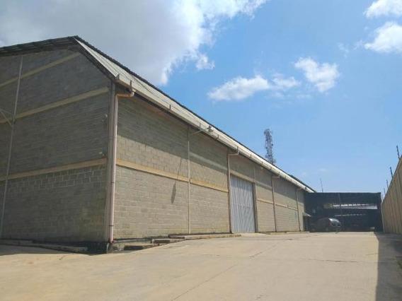 Galpon En Alquiler Zona Industrial Barquisimeto Mr