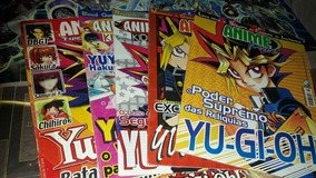 5x Revista Anime Kids