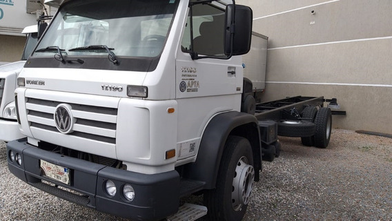 Vw 17190 Ano 2013 Toco 4x2 No Chassis