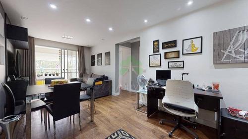 Imagem 1 de 20 de Apartamento À Venda, 64 M² Por R$ 570.000,00 - Vila Andrade - São Paulo/sp - Ap2018