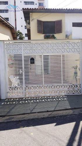 Imagem 1 de 19 de Sobrado À Venda, 102 M² Por R$ 600.000,00 - Campo Belo - São Paulo/sp - So0065