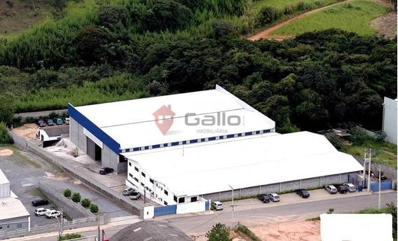 Galpão Para Aluguel Em São Roque Da Chave - Ga007369