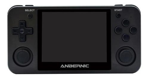 Consola Anbernic RG350M 16GB color  matte black