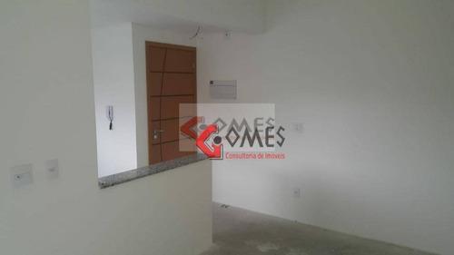 Apartamento Com 2 Dormitórios À Venda, 68 M² Por R$ 345.000,00 - Vila Marlene - São Bernardo Do Campo/sp - Ap3015
