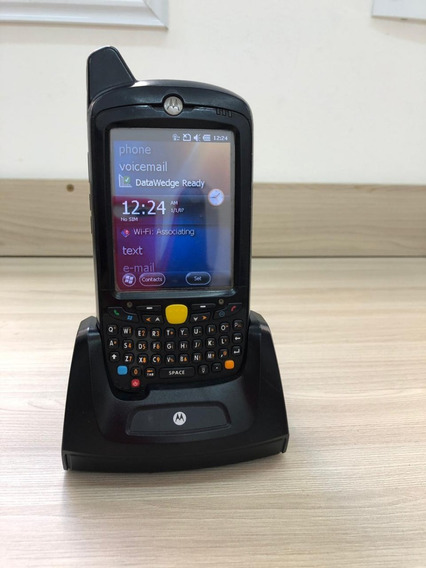 Coletor De Dados Motorola Mc55 Teclado Qwerty 1d