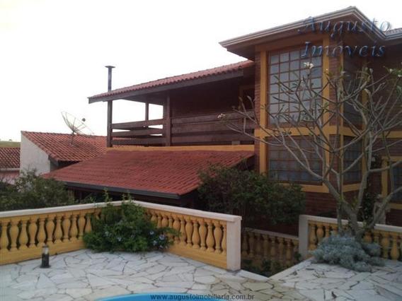 Chácara Com 5 Dormitórios Em Condomínio Ematibaia