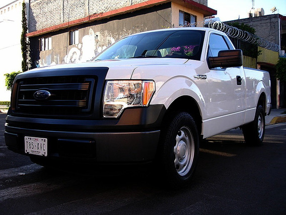 Ford F-150 Xl Cab Reg 2013