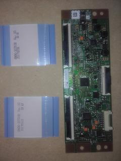 T-con + Flex Samsung Un40j5300 Runtk5538tp Un40j5300agcdf