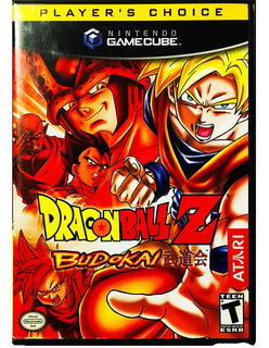 Dragon Ball Z Budokai - Nintendo Gamecube